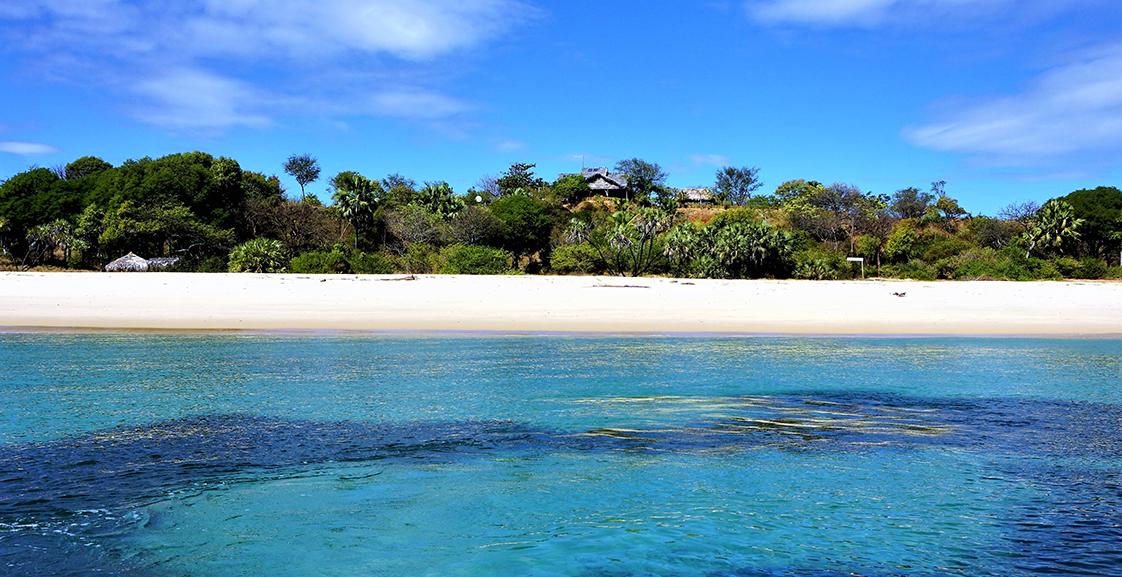terres blanches Madagascar